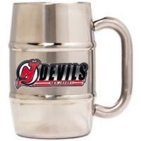 NHL New Jersey Devils Barrel Mug