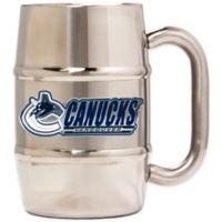 NHL Vancouver Canucks Barrel Mug