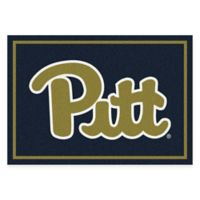 University of Pittsburgh 2-Foot 8-Inch x 3-Foot 8-Inch Spirit Rug