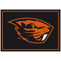 Oregon State University 3-Foot 10-Inch x 5-Foot 4-Inch Small Spirit Rug