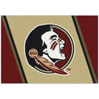 Florida State University 2-Foot 8-Inch x 3-Foot 10-Inch Extra Small Spirit Rug