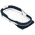 Baby Delight® Snuggle Nest® Surround Portable Infant Sleeper in Navy Swiss
