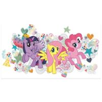 """My Little Pony®"" Wall Graphix Peel and Stick Giant Wall Decals"