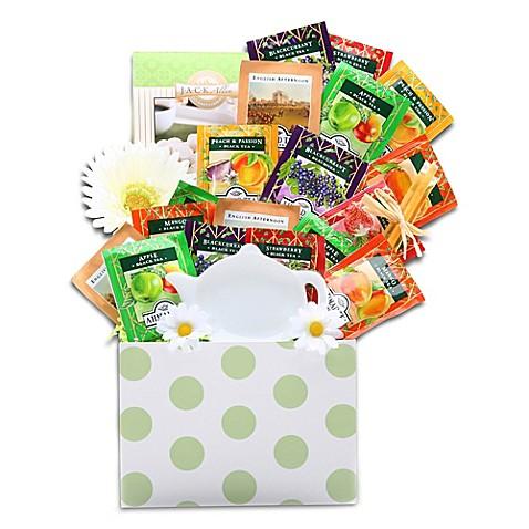Tealicious by Alder Creek Gift Basket