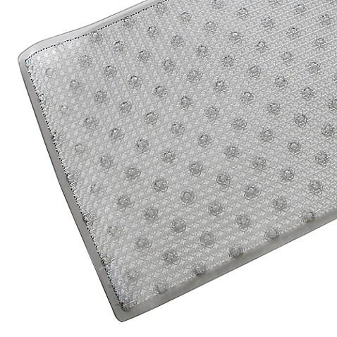 Splash Home Covert Bath Mat In Grey Bed Bath Amp Beyond