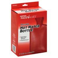 Harmon® Face Values™ Reusable Hot Water Bottle