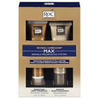 RoC® Retinol Correxion® Max Wrinkle Resurfacing System