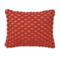 Studio 3B™ by Kyle Schuneman Beckett Oblong Throw Pillow in Rust