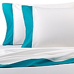 kate spade new york Grace King Pillowcases in Turquoise (Set of 2)