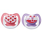 Dr. Brown's® PreVent® Stage 1/Size 0-6 Months Pacifier in Pink