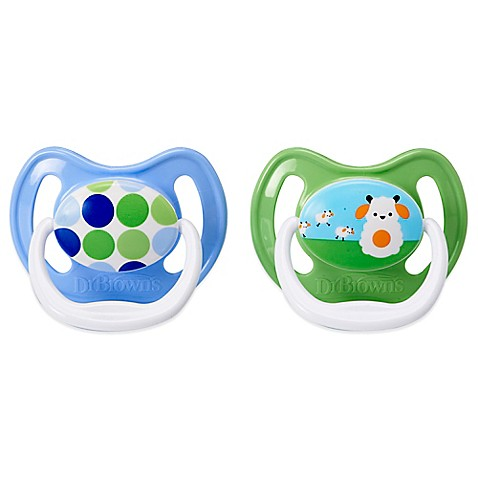 Buy Dr Brown S 174 Prevent 174 Stage 1 Size 0 6 Months Pacifier
