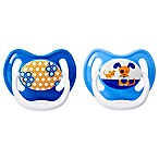 Dr. Brown's® PreVent® Stage 2/Size 6-12 Months Pacifier in Blue