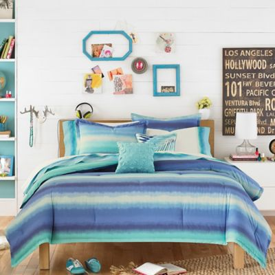 Buy Green And Blue Comforter Sets From Bed Bath Amp Beyond