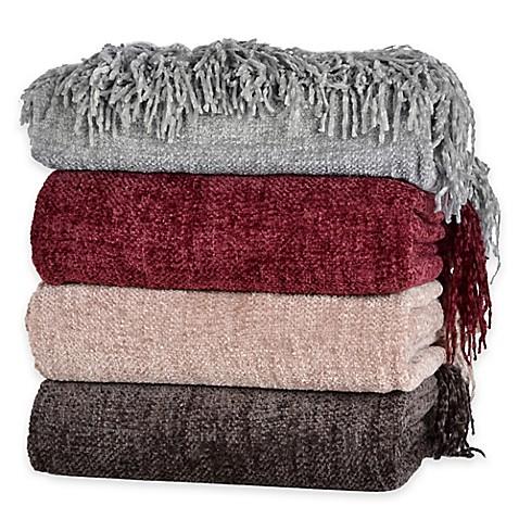 berkshire blanket chenille comfort throw - Chenille Blanket