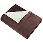 SoSoft™ Plush Throw in Brown