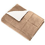 SoSoft™ Plush Throw in Tan