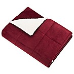 SoSoft™ Plush Throw in Red