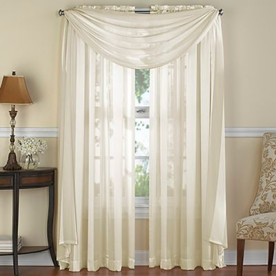 Buy Striped Valances for Windows from Bed Bath & Beyond