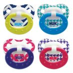 2-Pack Orthodontic Pacifiers