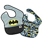 Bumkins® DC Comics 2-Pack Batman Logo/Comic SuperBib®