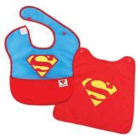 Bumkins® DC Comics™ Superman 2-Piece SuperBib Set with Cape