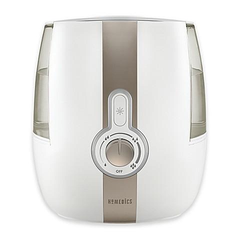 homedics cool mist ultrasonic humidifier   bed bath amp beyond
