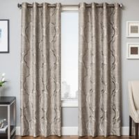 Trinidad 84-Inch Window Curtain Panel in Sand
