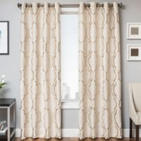 Trinidad 84-Inch Window Curtain Panel in Sunflower