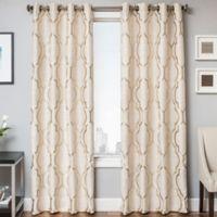 Trinidad 108-Inch Window Curtain Panel in Sunflower