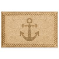 Weather Guard™ 23-Inch x 35-Inch Anchor Mat in Gold