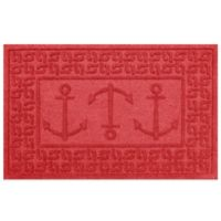 Weather Guard™ 23-Inch x 35-Inch Ahoy! Mat in Red