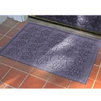 Weather Guard™ 23-Inch x 35-Inch Tropical Fish Mat in Blue