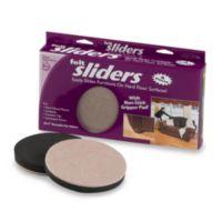 EZ Sliders® 4-Pack Round 5-Inch Felt Movers