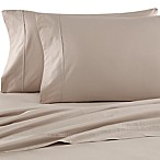 Kenneth Cole Reaction Home Garment Wash King Sheet Set in Taupe
