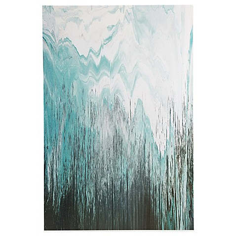 Ink Ivy Abstracted Chevron Wall Art Bed Bath Amp Beyond