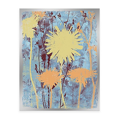 HeadWest Dent de Lion Abstract Unframed Printed Mirror