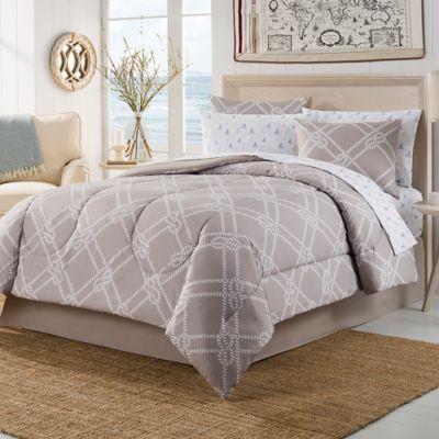 buy king neutral comforter sets from bed bath beyond. Black Bedroom Furniture Sets. Home Design Ideas