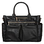 Honest Everything Diaper Bag Tote in Black