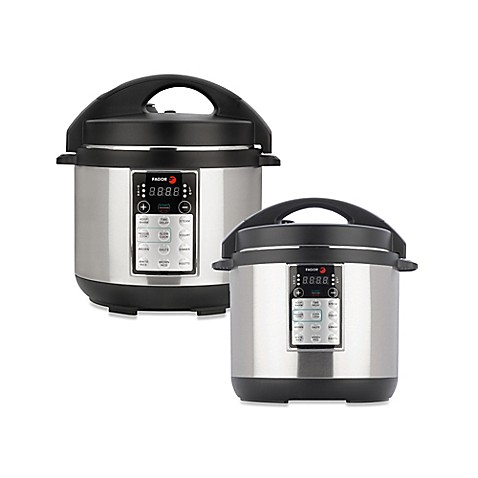 Fagor lux all in one electric multi cooker bed bath for Multi cooker