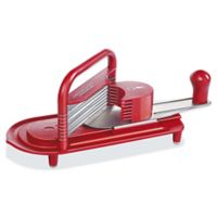 Paderno® World Cuisine Tomato Slicer with Stainless Steel Blade