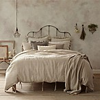 Wamsutta® Vintage Raw Edge Linen Gauze European Pillow Sham in Linen