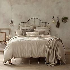 Wamsutta 174 Vintage Linen Duvet Cover Bed Bath Amp Beyond