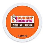 Keurig® K-Cup® Pack 16-Count Dunkin' Donuts® Original Blend Coffee
