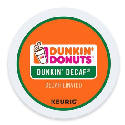 this review is fromkeurig kcup pack 16count dunkinu0027 donuts decaf coffee - Decaf K Cups