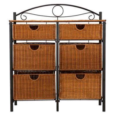 Ideal Buy Wicker Storage Chests from Bed Bath & Beyond VS51