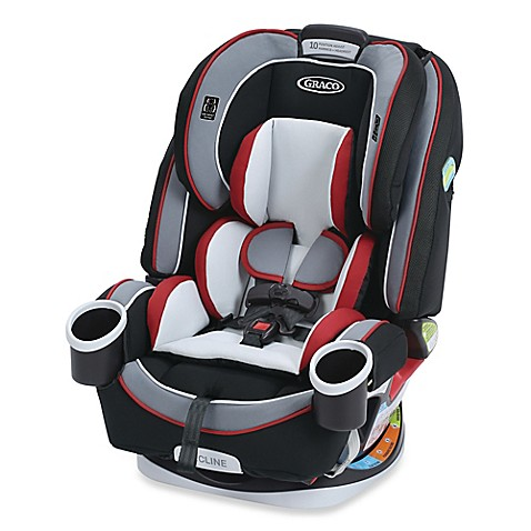 Graco 4ever all in 1 convertible car seat in cougar for Silla 4ever graco