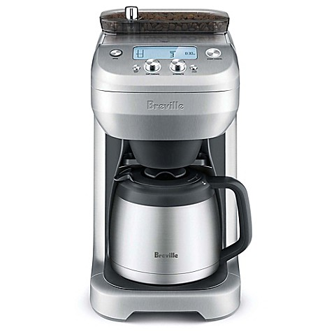 breville grind control coffee maker bed bath beyond. Black Bedroom Furniture Sets. Home Design Ideas