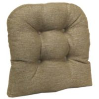 Klear Vu Universal Omega Extra-Large Gripper® Chair Pad in Gold
