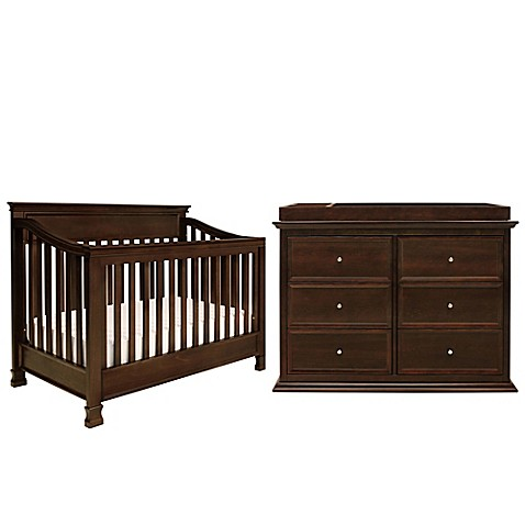 Espresso Baby Furniture