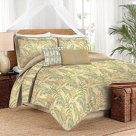 Caribbean Joe Honduras Comforter Set Bed Bath Amp Beyond